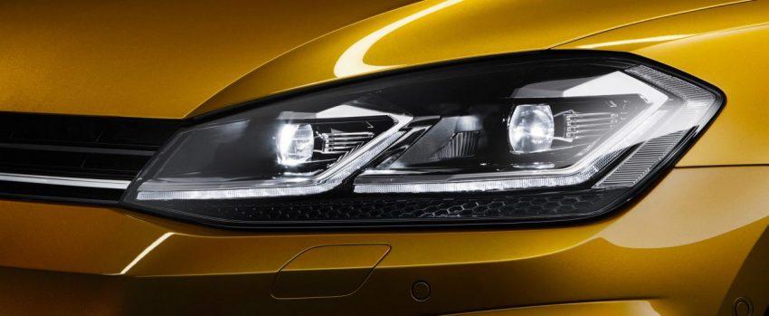 LED Scheinwerfer VW Golf 7