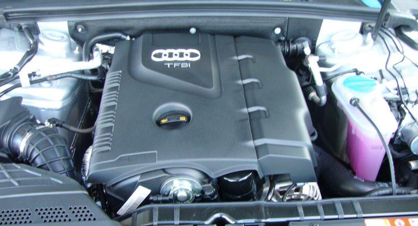 Audi A4 B8 TFSI Motor