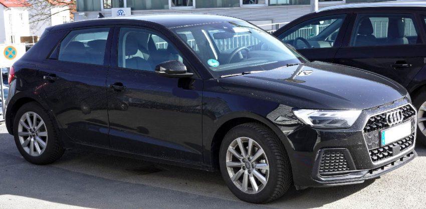 Audi A1 Typ BG