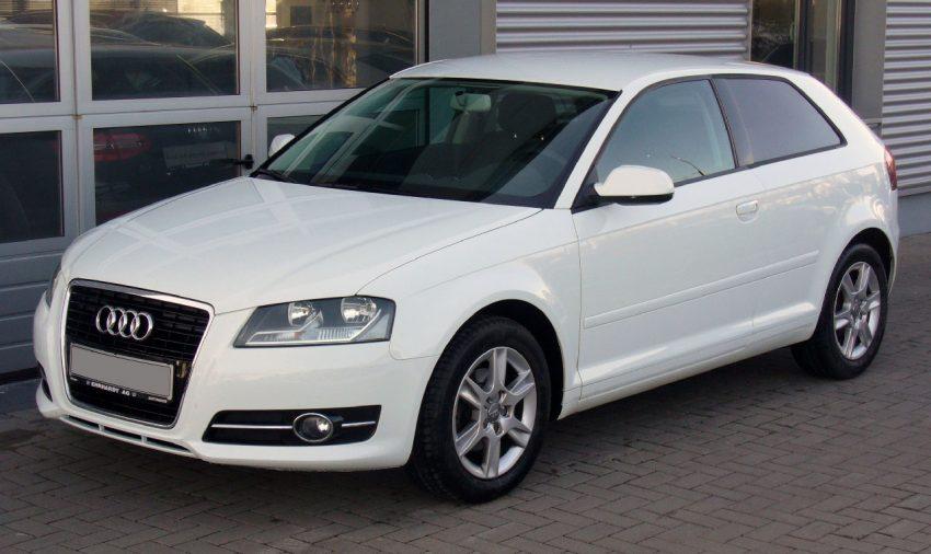 Audi A3 Modell 8P