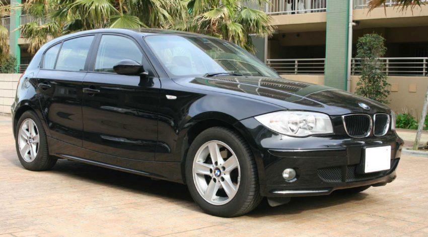 BMW 1er Typ E 87