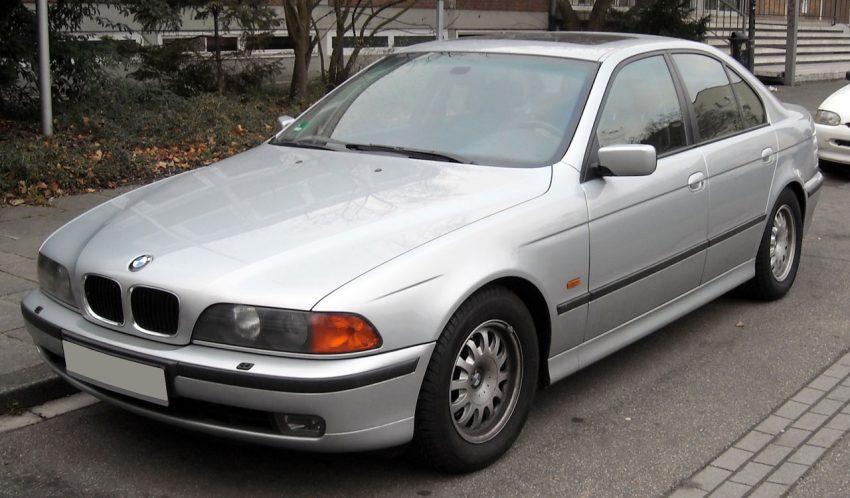 5er BMW Typ E39