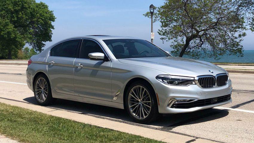 5er BMW Typ G30