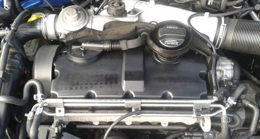 Ford Galaxy Motor