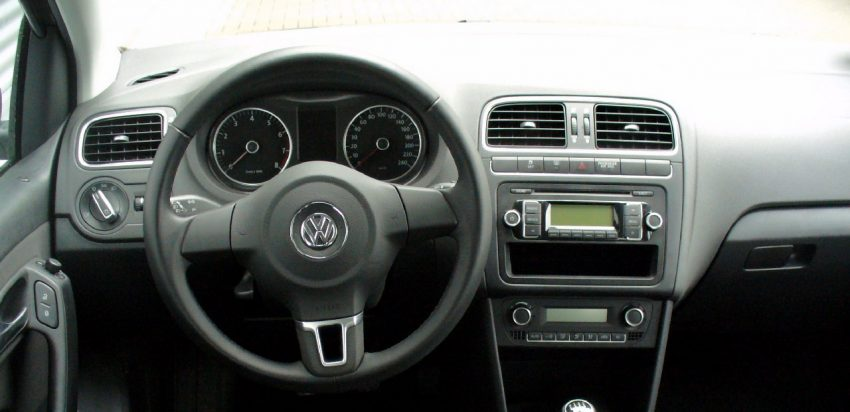 Fahrerseite VW Polo