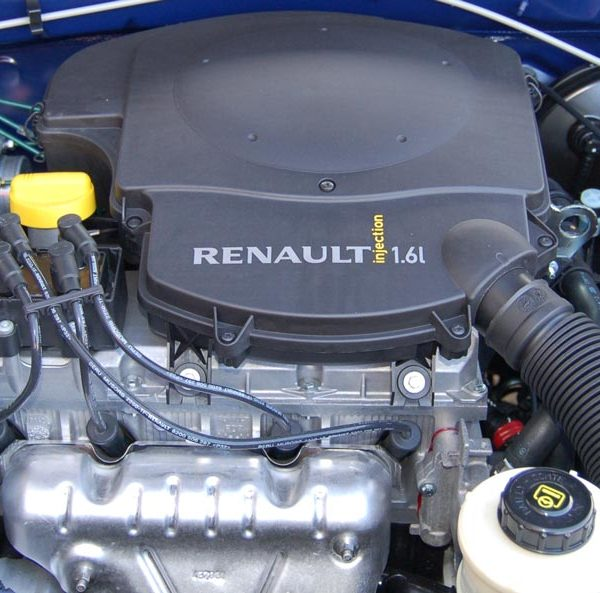 Renault Motor 1.6L