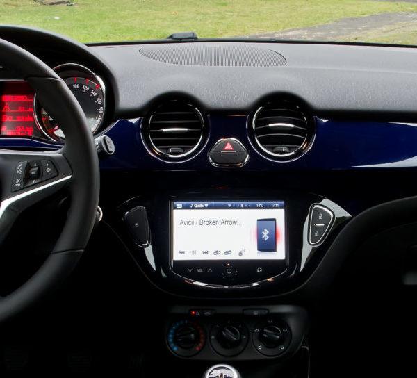 Innernraum Opel Adam