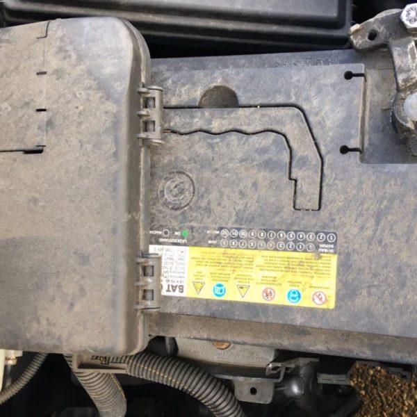 Autobatterie Opel Corsa D