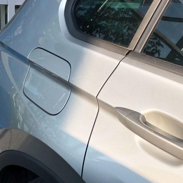 Tankdeckel Silberner VW Tiguan 2