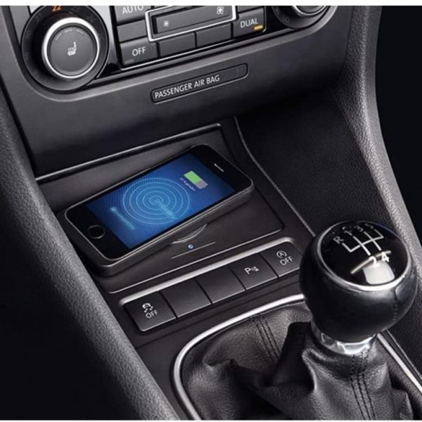 VW Golf 6 Handy Ladestation