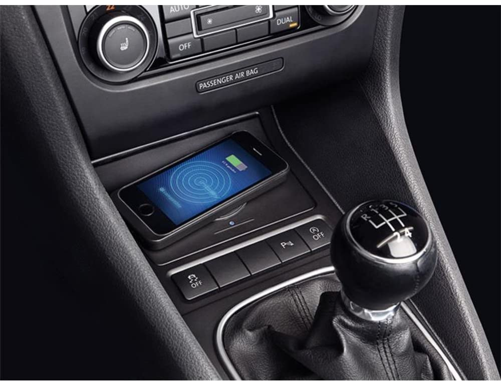 VW Golf 6 Handy Ladestation