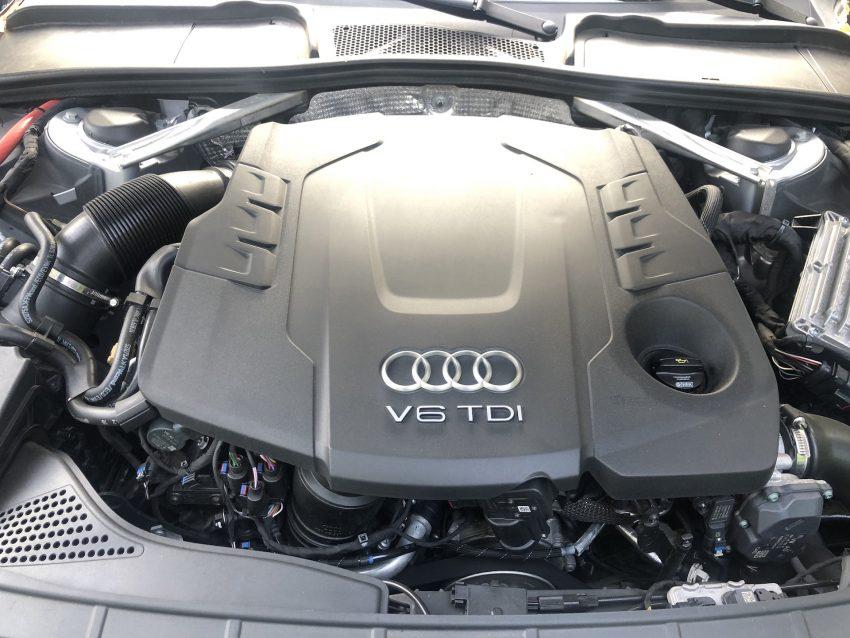 Motor Audi A4 3.0 TDI