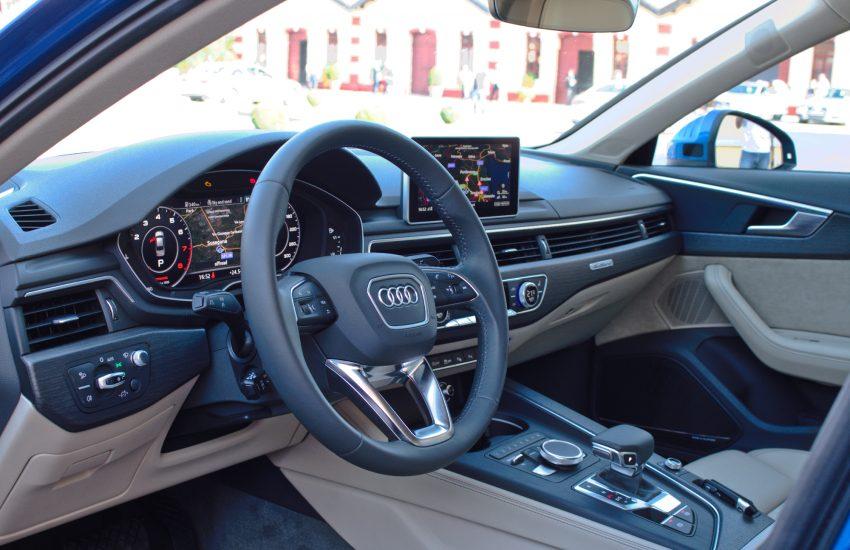 Innenraum Audi