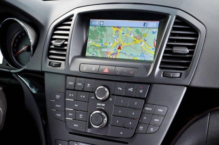 Navigationssystem Opel