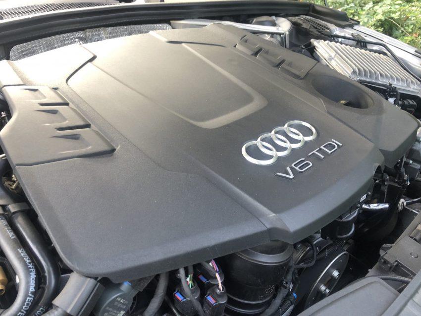 Motor Audi A4 3.0 TDI CRT V6