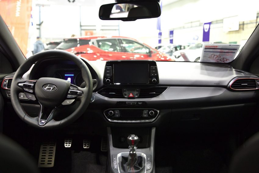 Innenraum Hyundai i30N