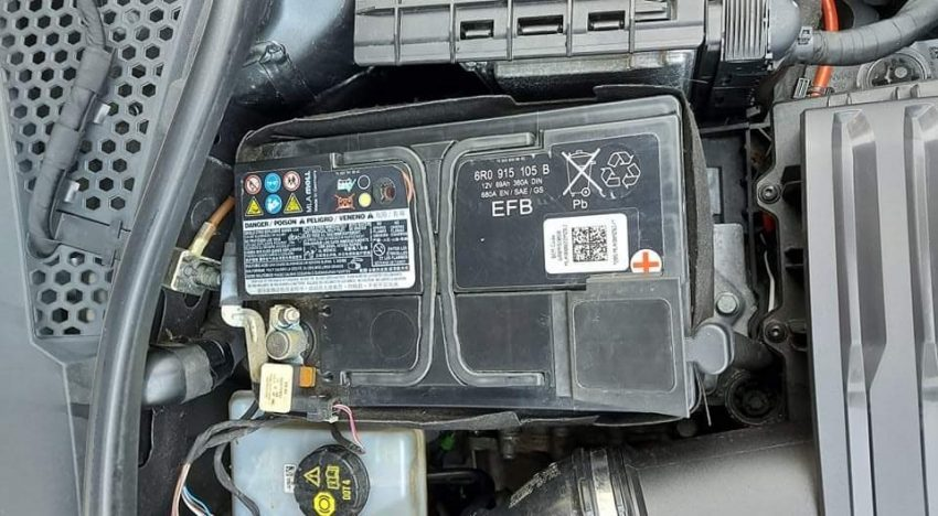Autobatterie Seat Leon
