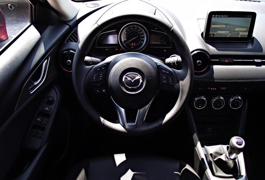Innenraum Mazda CX 3
