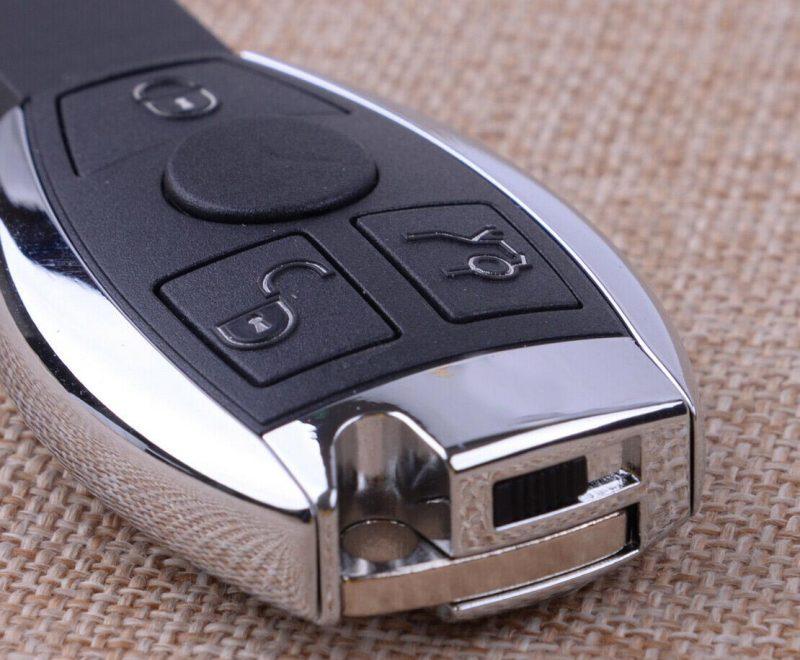 Funkschlüssel der Mercedes M Klasse (ML)