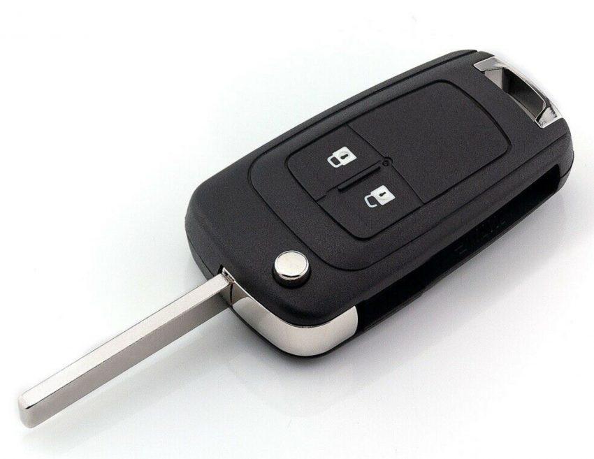 Funkschlüssel Opel Insigna A ausgeklappt