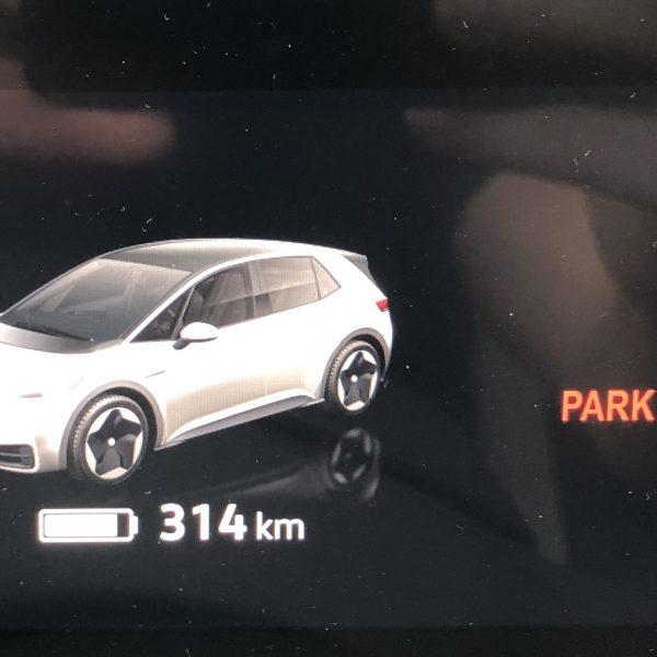 Verbrauchsanzeige VW ID.3 Pro Performance