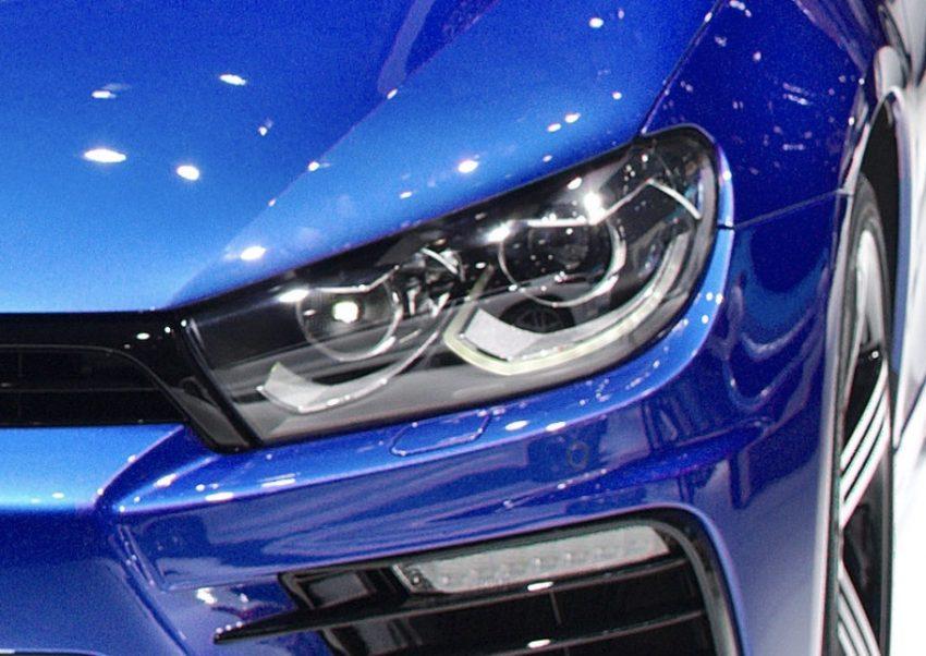 Scheinwerfer vorne VW Scirocco III