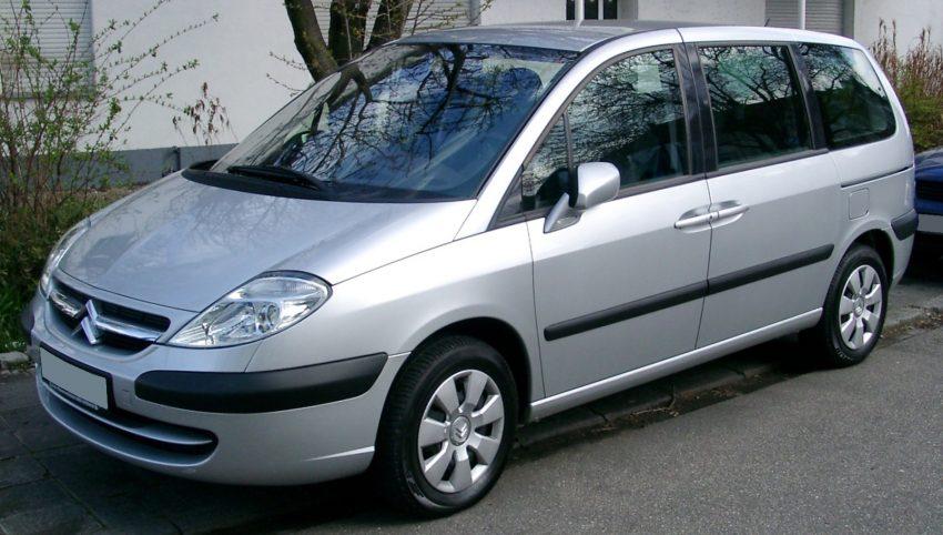 Citroën C8 (2002–2008)