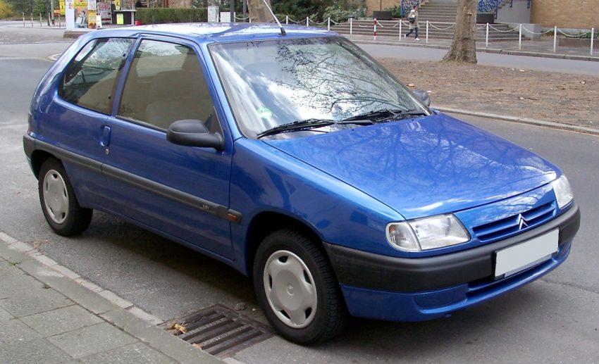 Citroën Saxo Dreitürer (1996–1999)