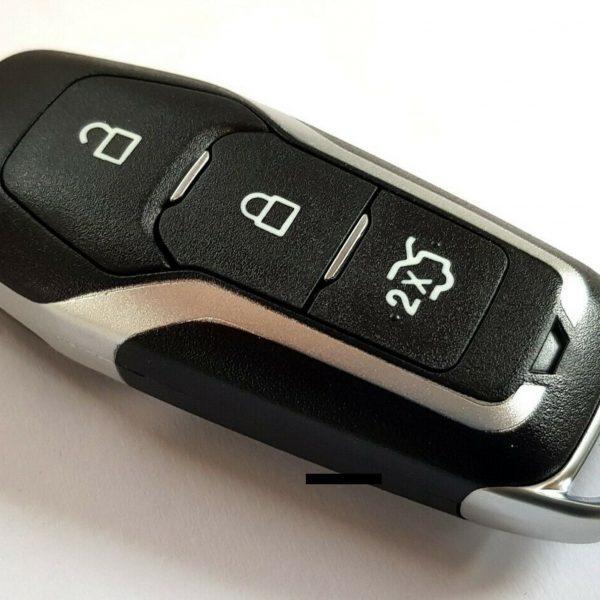 Funkschlüssel eines Ford S-Max