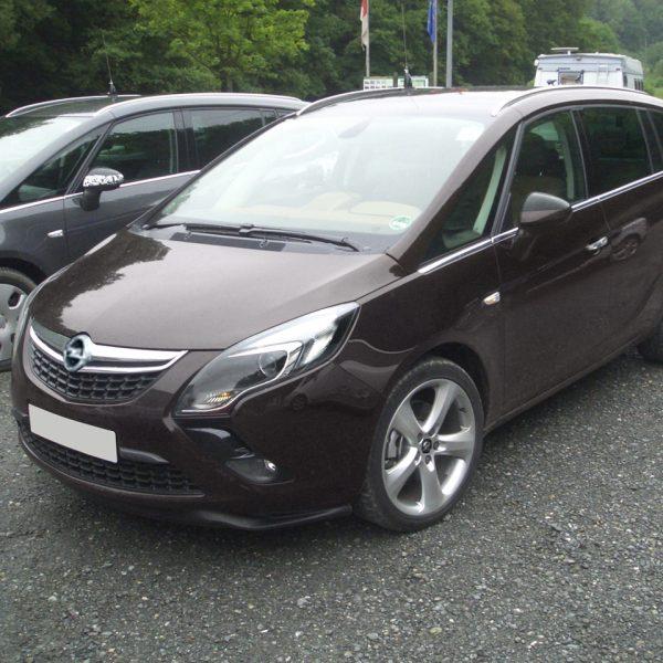 Opel Zafira Tourer Frontansicht