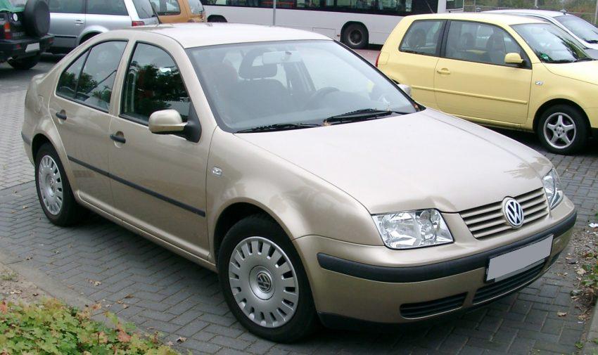 VW Bora Frontansicht