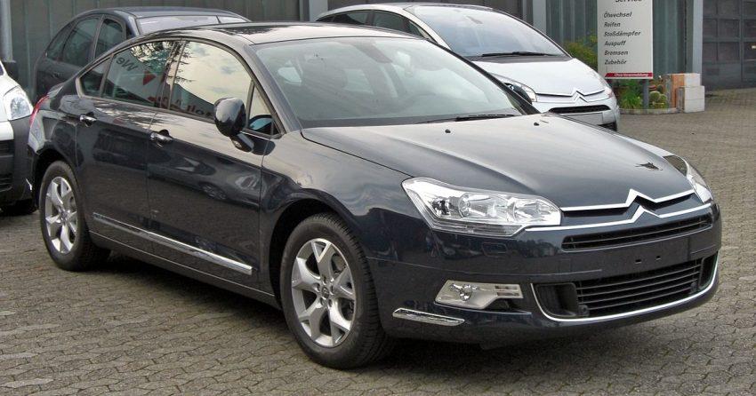 Citroën C5 II front.jpg