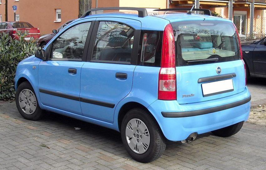 Fiat Panda rear 20090318.jpg