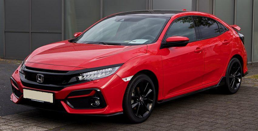 Honda Civic Schrägheck