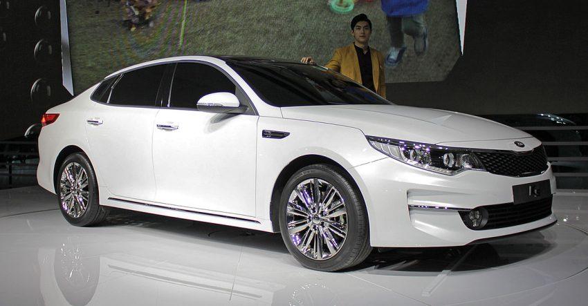 Kia Optima (2015–2018)