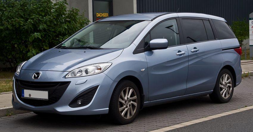 Mazda5 (2010–2013)
