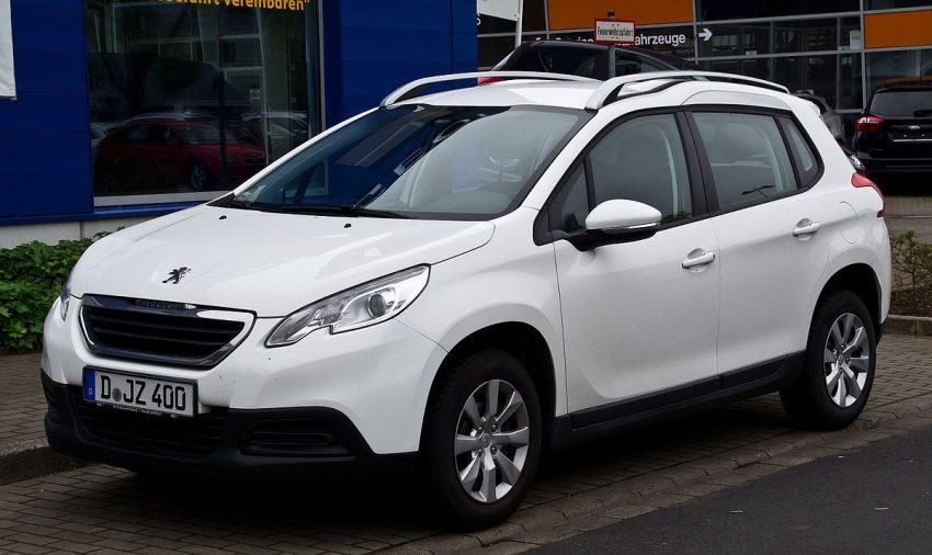 Peugeot 2008 (2013–2016)