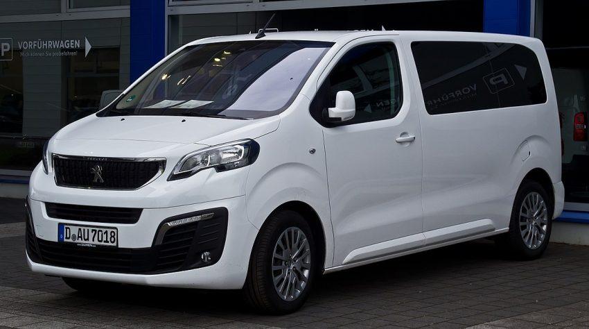 Peugeot Traveller (seit 2016)