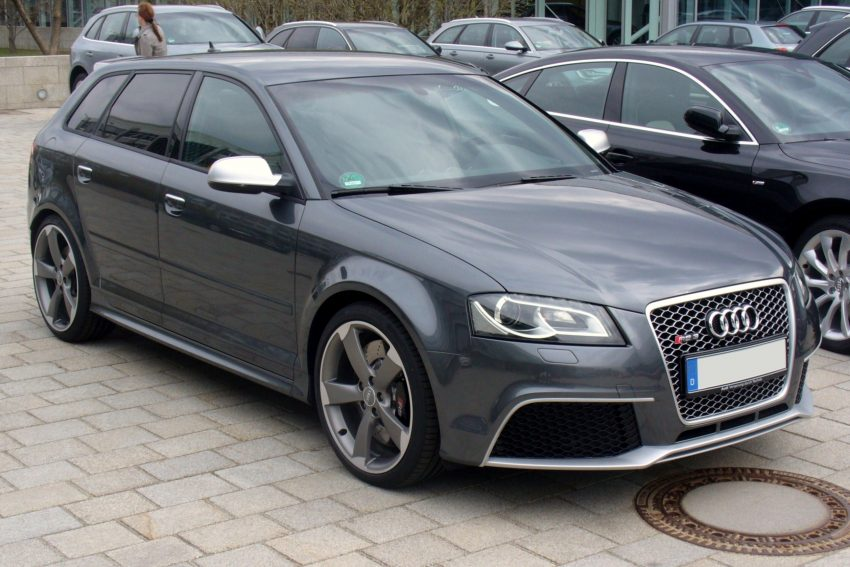 Audi A3 (RS3) 8P Frontansicht