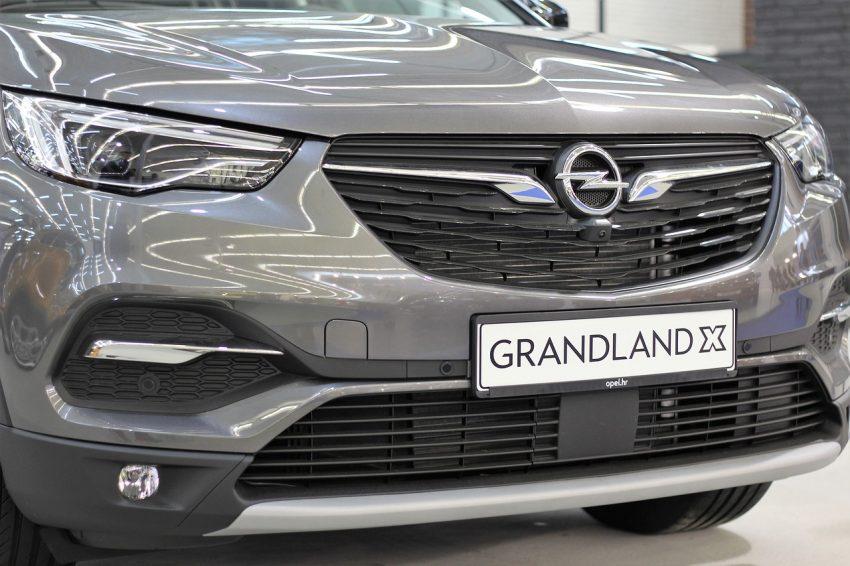 Car Opel Grandland X  - GoranH / Pixabay
