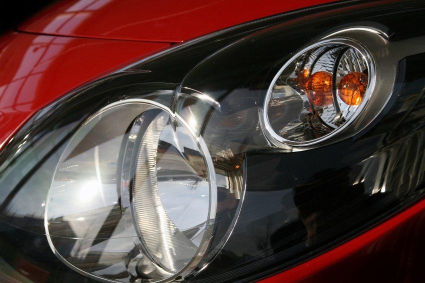 Renault Twingo Scheinwerfer