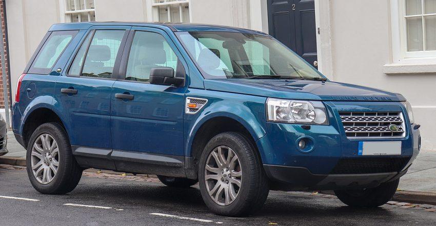 Kfz Steuer des Land Rover Freelander   alle Modelle ...