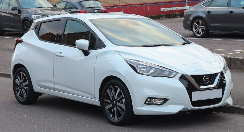2017 Nissan Micra N-Connecta IG-T 900cc Front (1).jpg