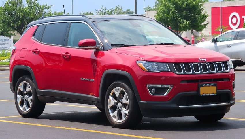 Jeep Compass (2016–2020)