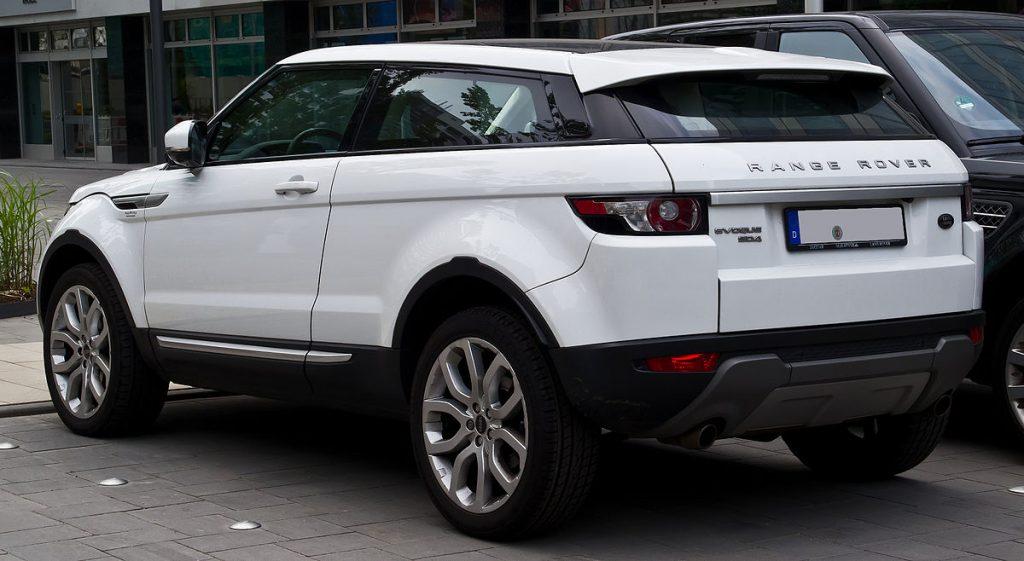 Range Rover Evoque Kfz Steuer | Benzin, Hybrid & Diesel ...