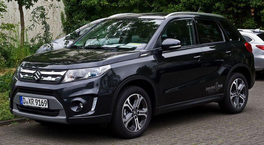 Suzuki Vitara (2015–2018)