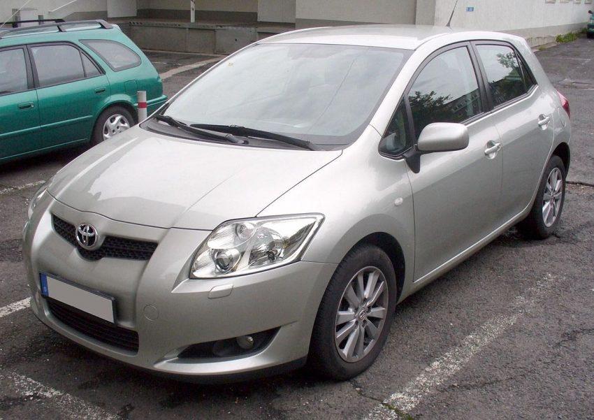 Toyota Auris Fünftürer (2006–2010)