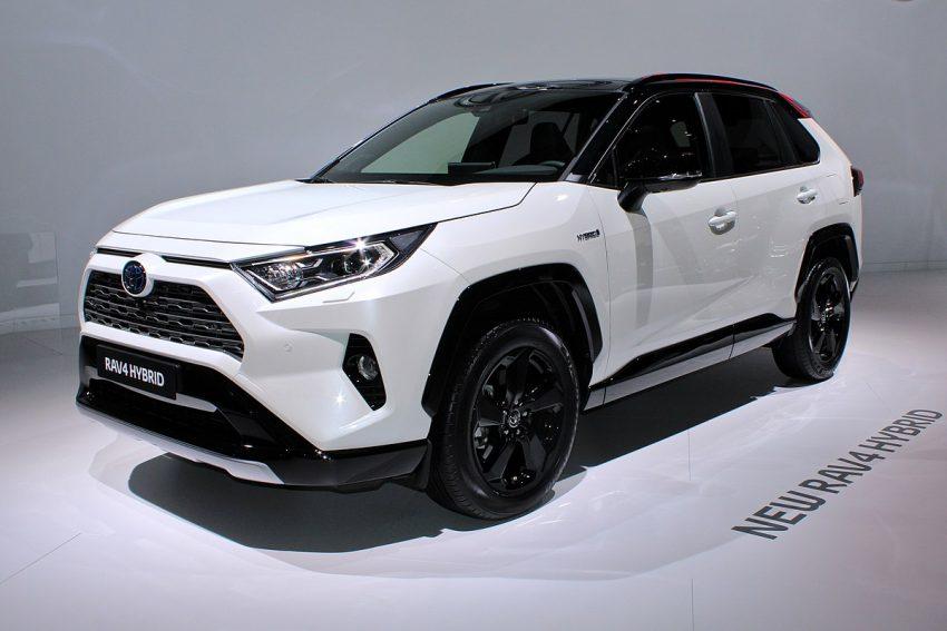 Toyota RAV4 Hybrid (seit 2018)