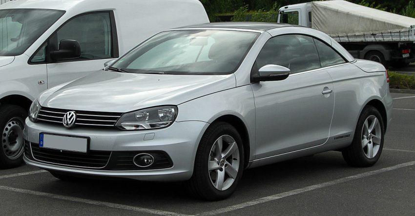 VW Eos 1.4 TSI BlueMotion Technology (Facelift) – Frontansicht, 26. Mai 2011, Velbert.jpg