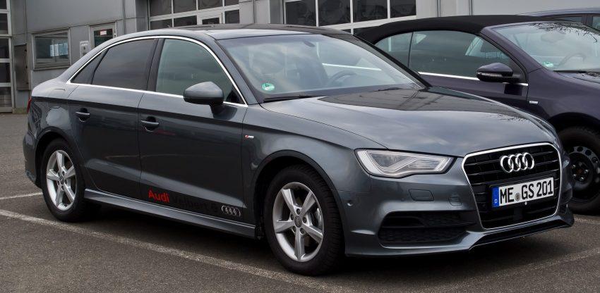 Audi A3 Modell 8V Limousine